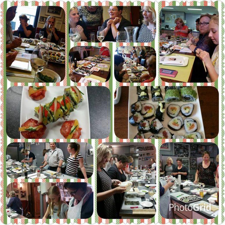 sushi verzamel 2