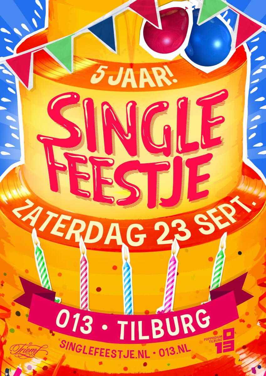 Single feestje tivoli vredenburg